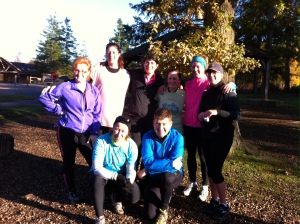 Couch to 5K group